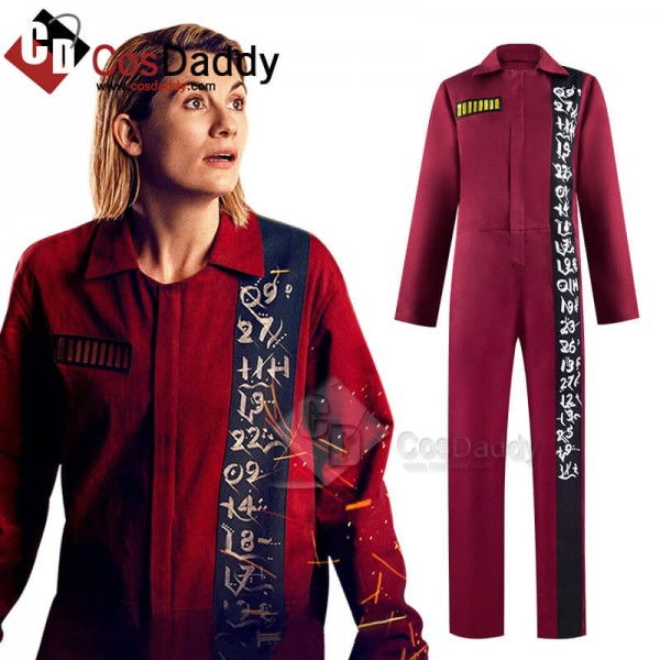 CosDaddy Doctor Who 13th Doctor Thirteenth Doctor ...