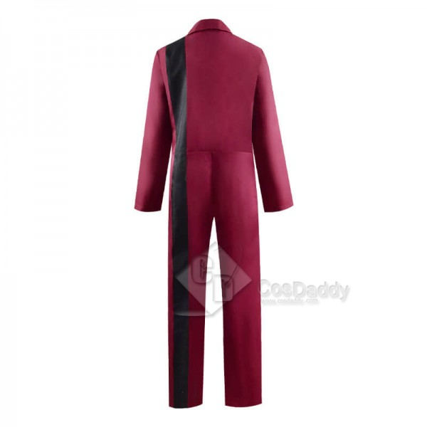 CosDaddy Doctor Who 13th Doctor Thirteenth Doctor Jodie Whittaker Prison Suit Cosplay Costume