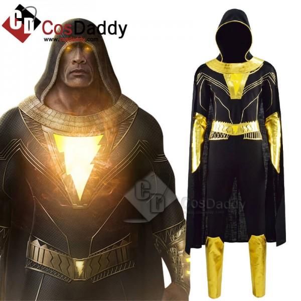 DC 2021 Movie Black Adam Teth Theo-Adam Battle Sui...