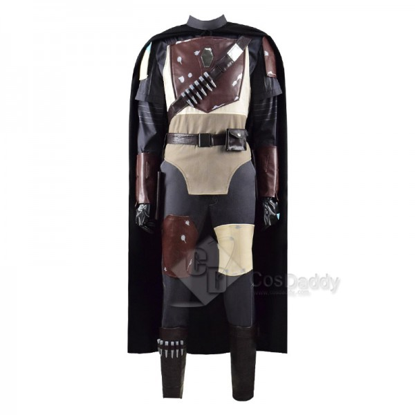 CosDaddy Star Wars The Mandalorian Cosplay Costume Uniform Outfit For Sale