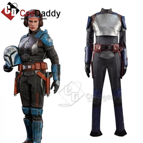 CosDaddy Star Wars The Mandalorian Bo-Katan Kryze ...