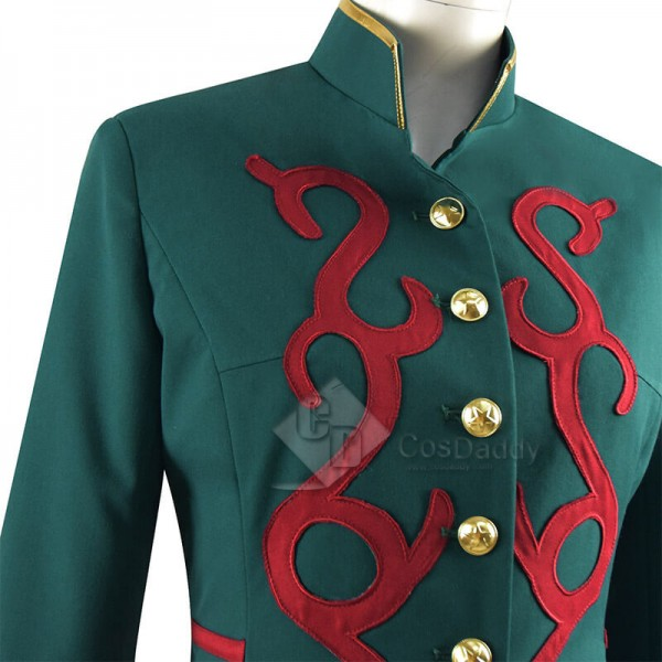 Wandavision Darcy Lewis Cosplay Costume Uniform Outfit CosDaddy