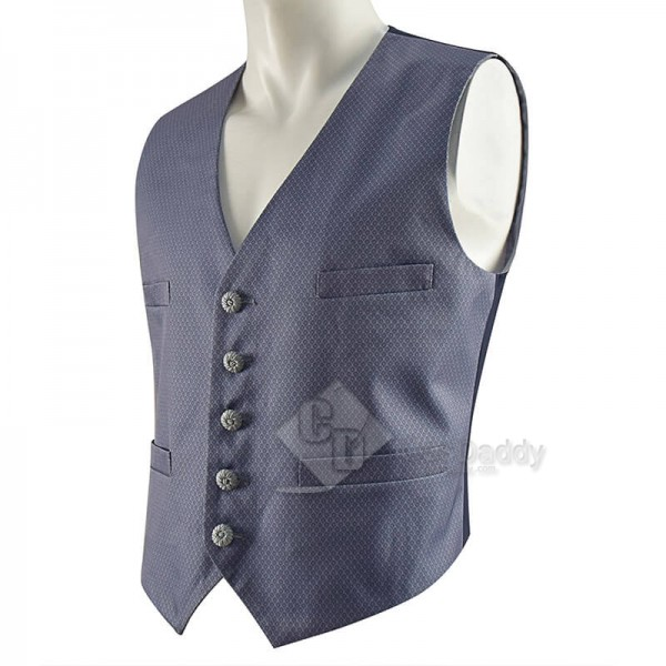 Doctor Who 11th Doctor Waistcoat Eleventh Dr. Cosplay Costume CosDaddy