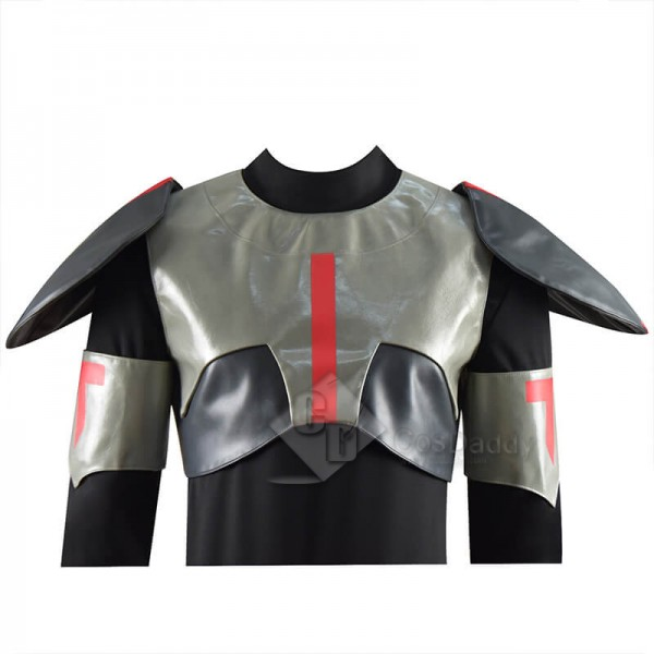 Star Wars The Bad Batch Clone Force 99 Cosplay Costume