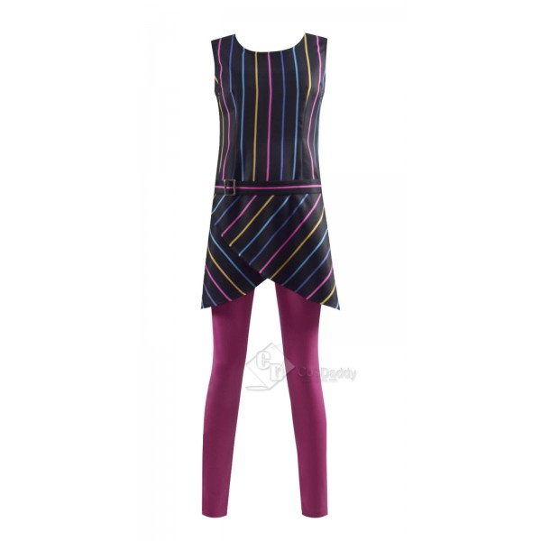 Wandavision 80s Agnes Outfit Cosplay Costume CosDaddy