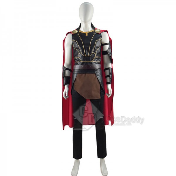 Thor Love and Thunder 2022 Newest Thor Suit Cosplay Costumes CosDaddy