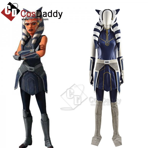 Star Wars The Clone Wars Season 7 Ahsoka Tano Cosp...