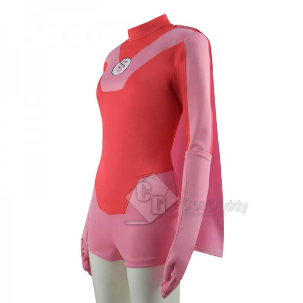 Invincible Atom Eve Costumes Cosplay Suit Women Halloween Outfit