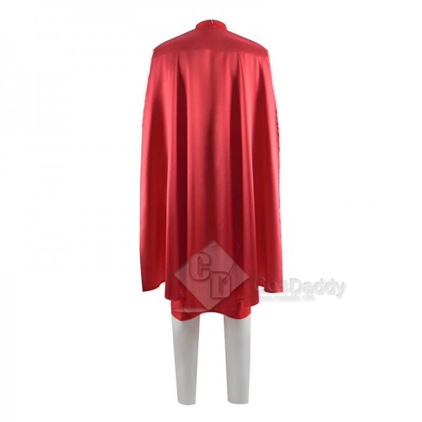 Invincible Omni-Man Cosplay Costumes Superhero Halloween Outfits CosDaddy