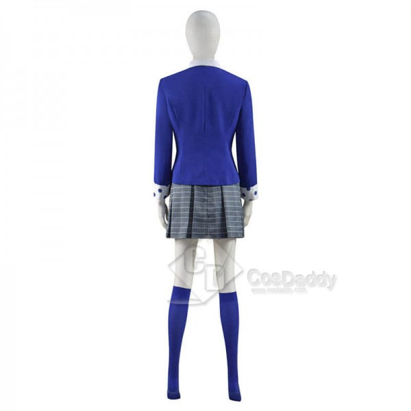 Heathers the Musical Cosplay Veronica Sawyer Costume Halloween Outfit