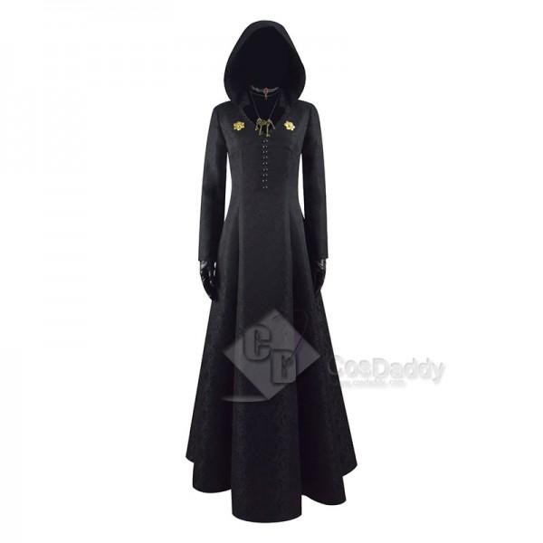 Resident Evil Village Vampire Daughters Bela Daniela Cosplay Costume Halloween Dress