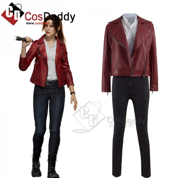 Resident Evil Infinite Darkness Claire Redfield Co...