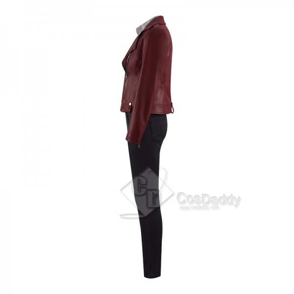 Resident Evil Infinite Darkness Claire Redfield Cosplay Costume