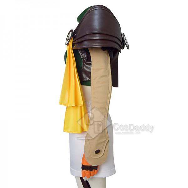 Final Fantasy VII Remake Intergrade Yuffie Kisaragi Cosplay Costume Full Set