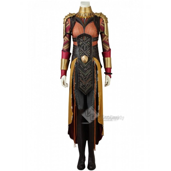 Avengers: Infinity War T'Challa Black Panther Cosplay Costume