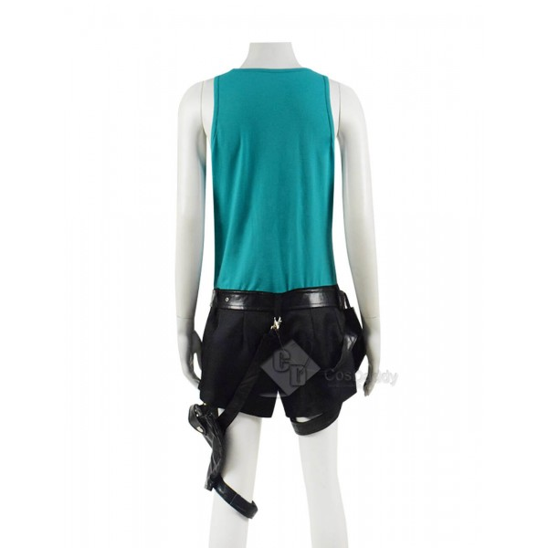 Tomb Raider Lara Croft Outfit Full Set Cosplay Halloween Costume CosDaddy