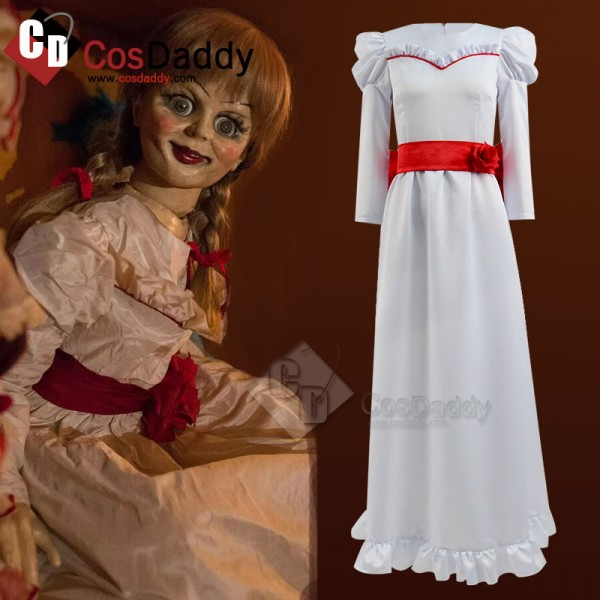 Annabelle Creation Annabelle Doll Cosplay Hallowee...
