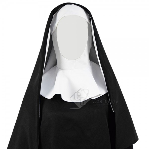 The Conjuring The Nun Valak Sister Cosplay Costume