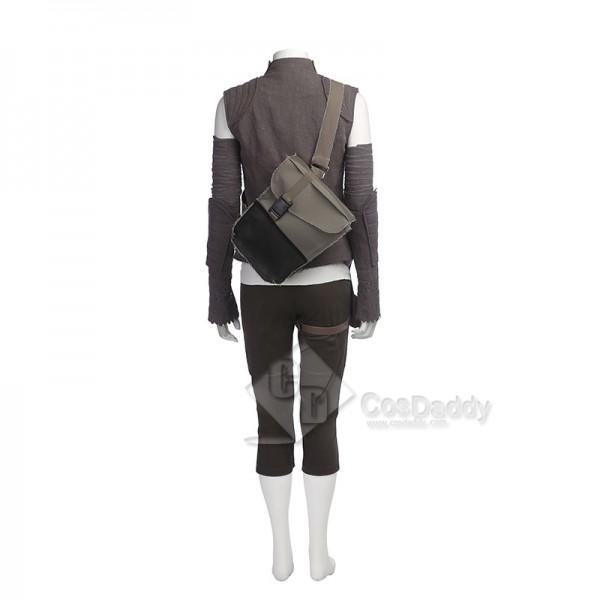 Star wars VIII  The Last Jedi Rey Costume