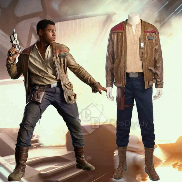 Star Wars VIII The Last Jedi Finn Costume