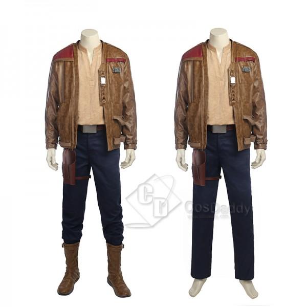 Star Wars VIII The Last Jedi Finn Costume