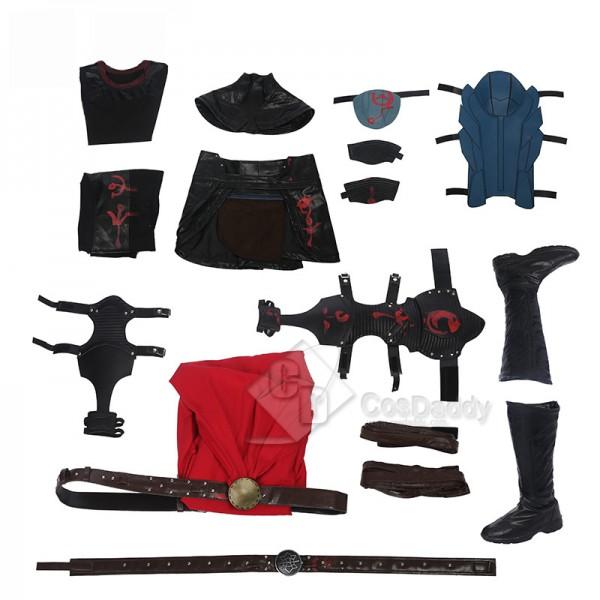Thor: Ragnarok Costume Deluxe Thor Battle Suit  Costume