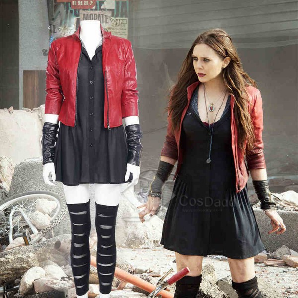 Avengers 2 Age of Ultron  Scarlet Witch Wanda Maxi...