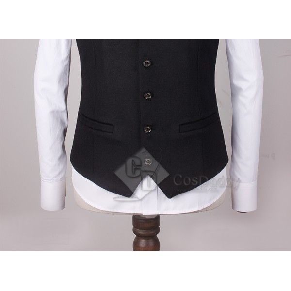 Doctor Who the Twelfth Doctor Wool Waistcoat Vest