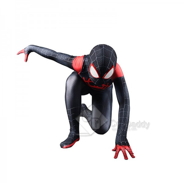 Spider-Man Into The Spider-Verse Miles Morales Cos...