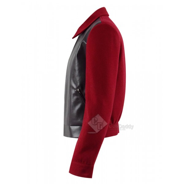 Back To The Future Marty McFly Jacket Cosplay Costume