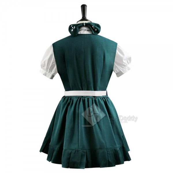Super Danganronpa 2: Goodbye Despair Sonia Nevermind Dress Cosplay Costume