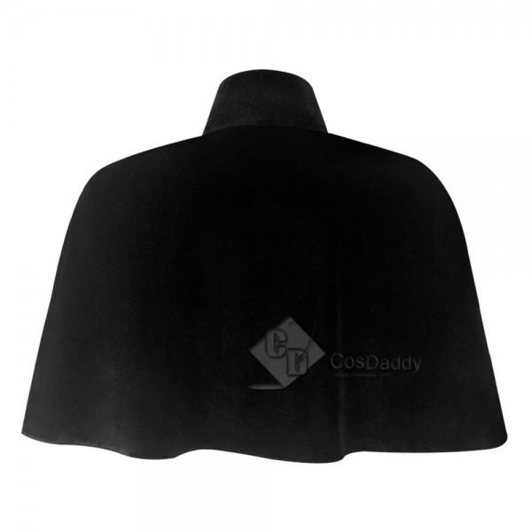 Cosadaddy Black Velvet Cape Cloak Short Adult For Sale