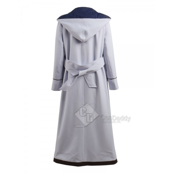 Doctor Who 13th Doctor Cosplay Costume Trench Coat