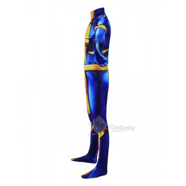Wolverine Costume Mens Classic Marvel Superhero Suit For Halloween