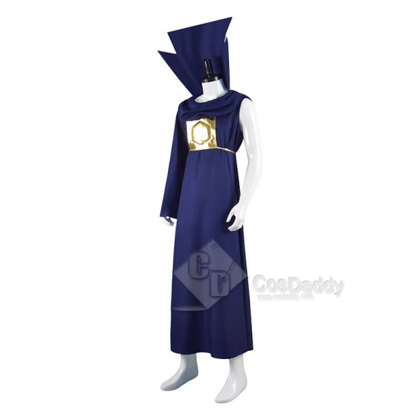 Marvel Movie What If The Watcher Cosplay Costume Halloween Carnival Suit