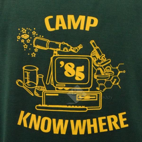 Stranger Things Dustin Hat Camp Know Where Things Trucker Baseball Cap For Kids