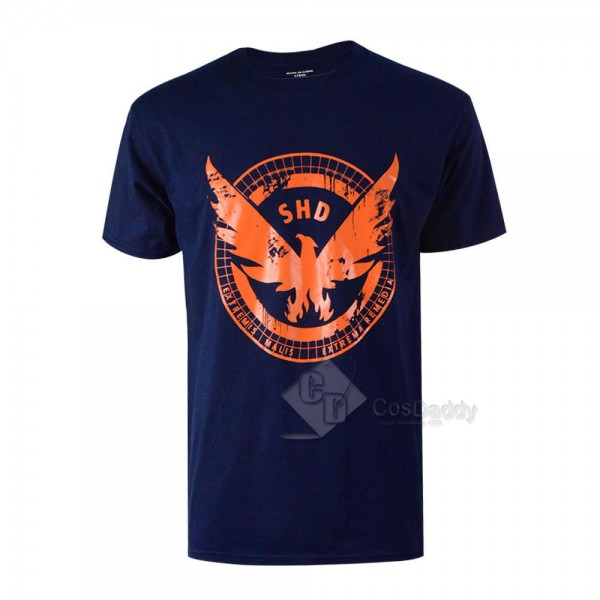 Cosdaddy Tom Clancy's The Division Shd T-shirts Bl...