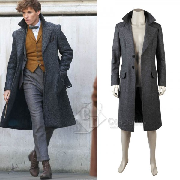 Fantastic Beasts The Crimes of Grindelwald Newt Sc...