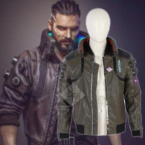 Cyberpunk 2077 Maul Men Jacket Cosplay Costume