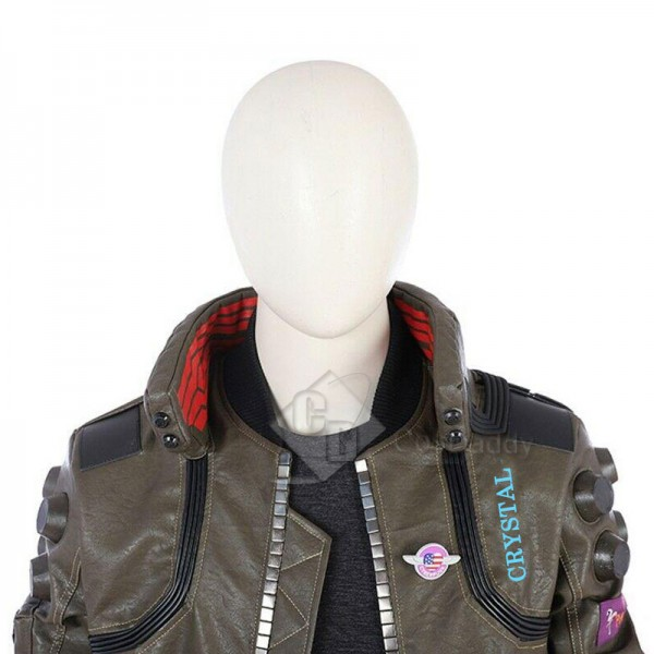 Cyberpunk 2077 Maul Men Jacket Cosplay Costume