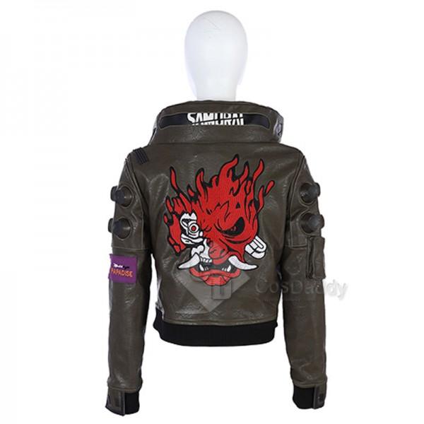 Cyberpunk 2077 Maja Jacket Cosplay Costume