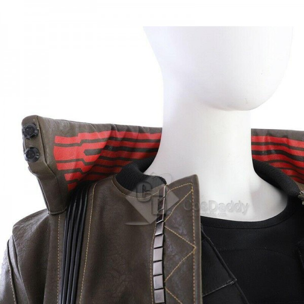 Cyberpunk 2077 Maja Jacket Cosplay Costume