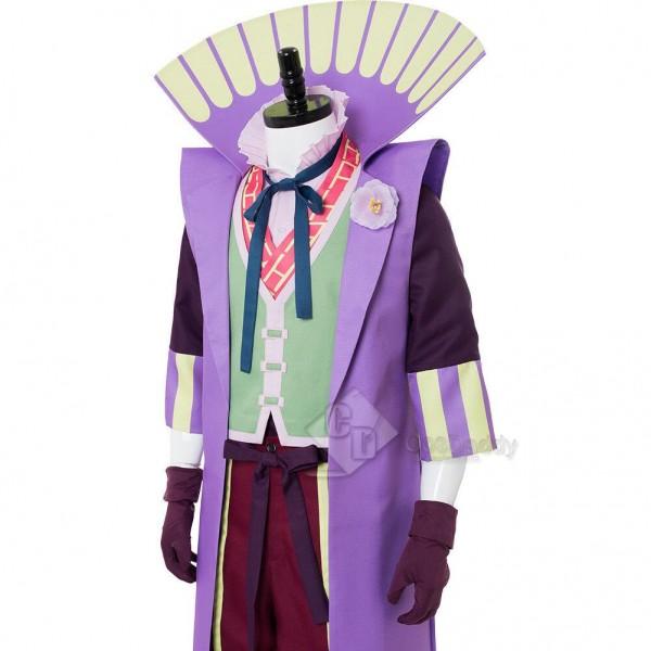 Batman Ninja Joker Mr.J Cospaly Costume