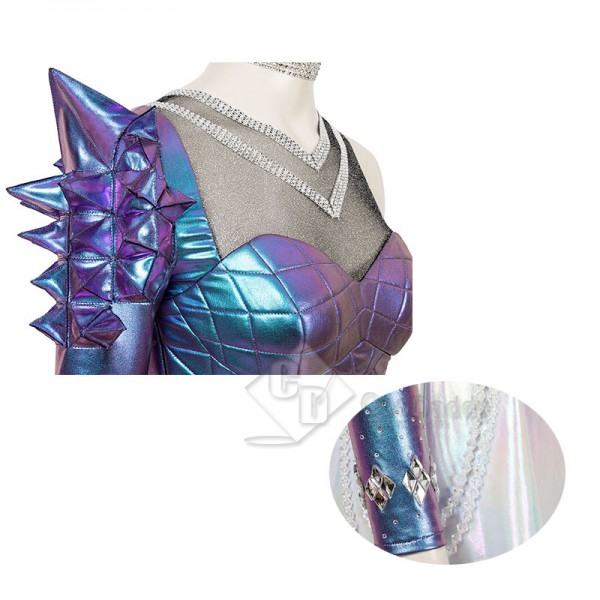 League of Legends LOL 10 KDA Ahri Cosplay Costume Playing Song Cosplay Suit