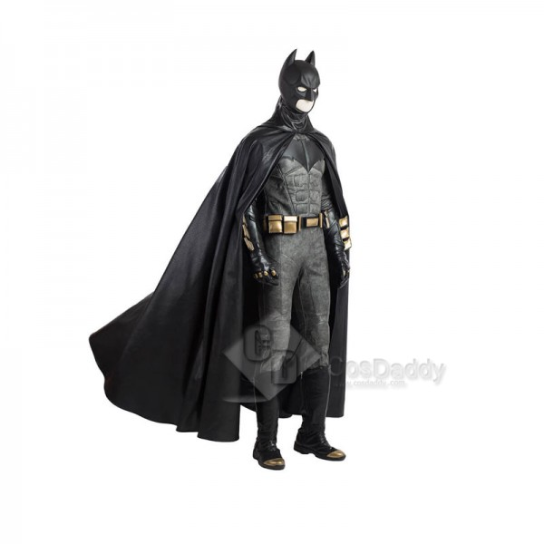 CosDaddy Best Justice League Batman Suit Cloack Cosplay Costume For Sale