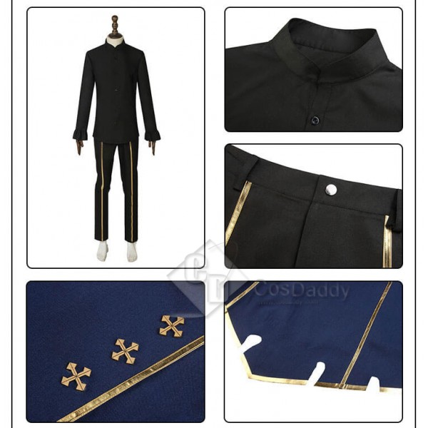 Cacophony Whirling Horror Night Ensemble Stars Halloween Knights Izumi Sena Cosplay Costume