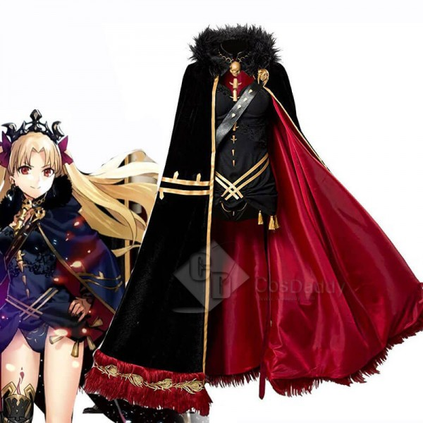 Fate Grand Order Ereshkigal Cosplay Costume FGO La...