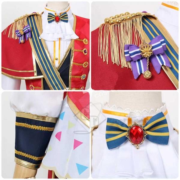 Bang Dream! Hello, Happy World! Anime Seta Kaoru Cosplay Costume