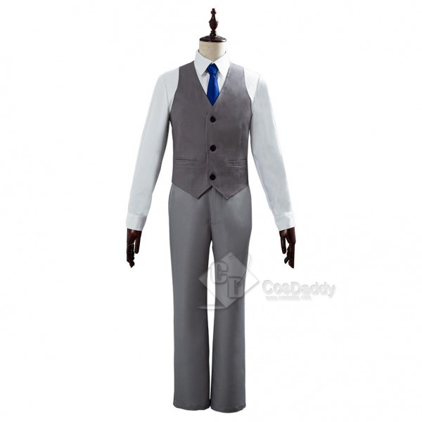 Animal Crossing New Horizons Jyakku Jack Raymond Suits Cosplay Costume