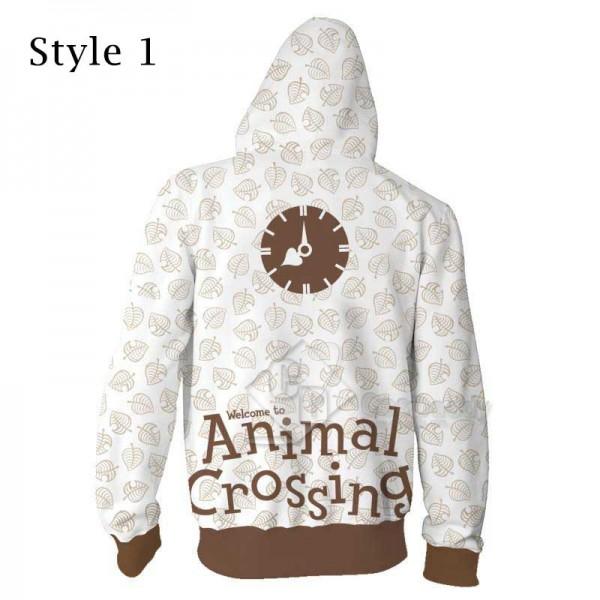 Animal Crossing New Horizons Hoodie Ideas Guide Jacket
